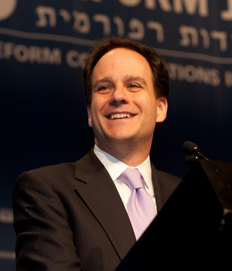Photo of Rabbi Jonah Pesner