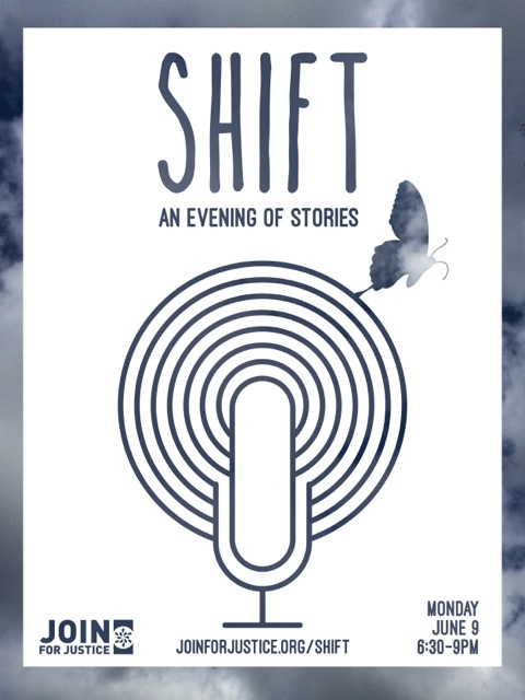 Shift Flyer Image