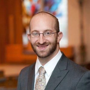 Rabbi Joshua Ackerman headshot