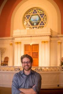 Rabbi Scott Perlo hedashot