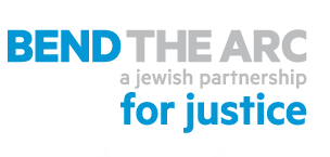 Bend the Arc, a Jewish Partnership for Justice logo