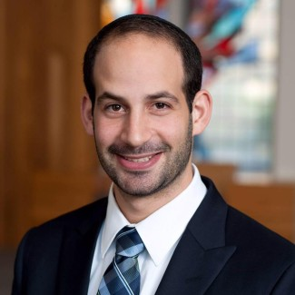 Rabbi Zach Sitkin headshot