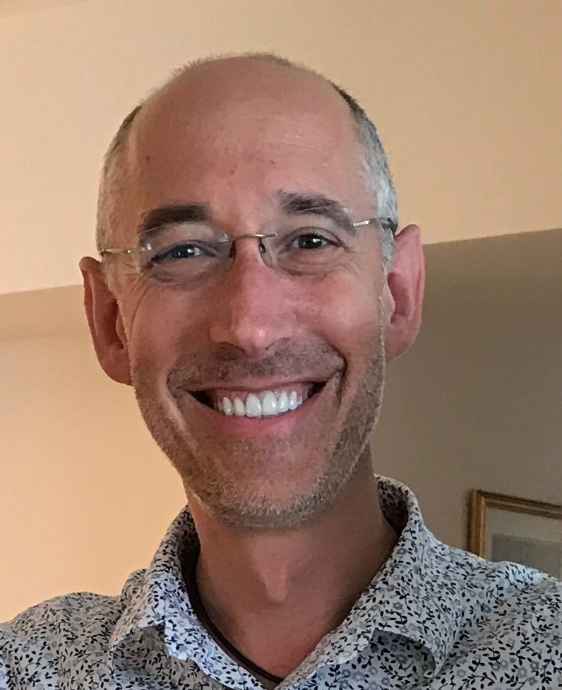 Rabbi Mark Cohn headshot