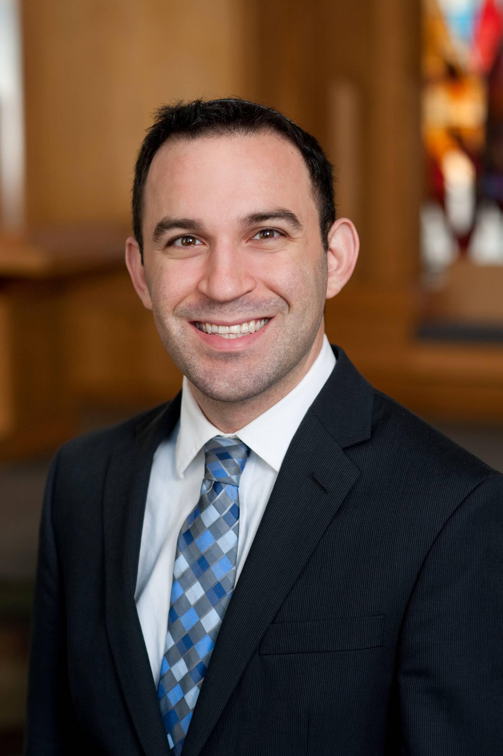 Rabbi Hillel Konigsburg headshot