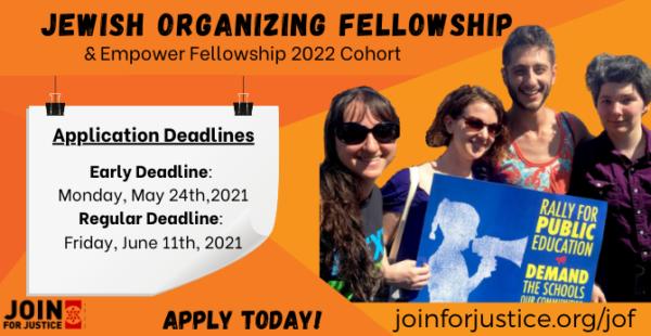 Copy of Jewish Organizing Fellowship -scroller