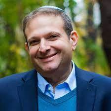 headshot of Rabbi Fred Klein