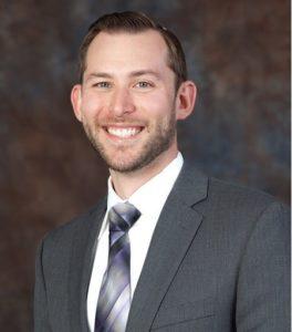 headshot of Rabbi Sharfin