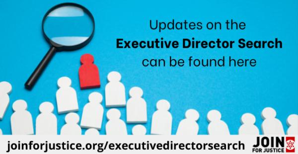 Executive Director Search - scroller